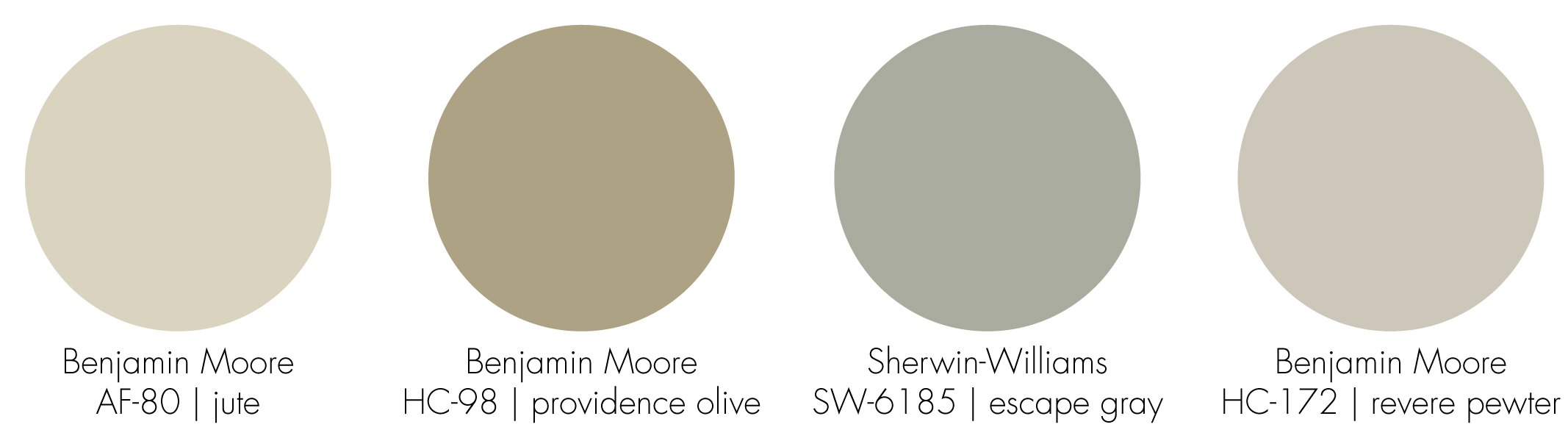 Neutral Paint Colors That Go With Yellow