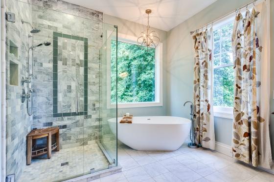 013-Master Bath Shower